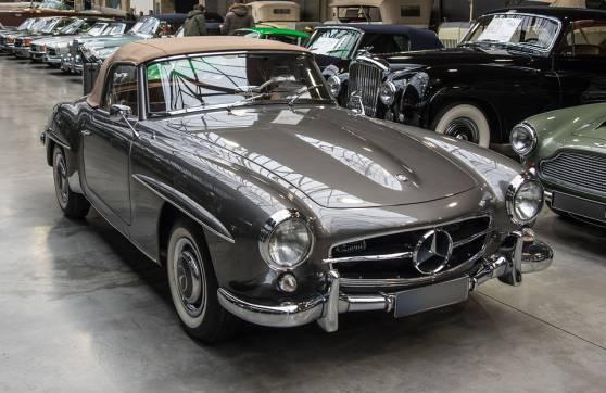 Oldtimer Marktwert Auto, Motorrad und weitere Fahrzeuge