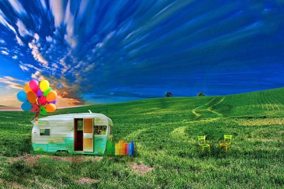 Wohnwagen Grundrisse Vergleich - Wohnmobil oder Wohnwagen