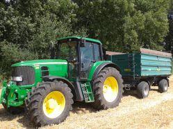 john deere traktor wert traki5