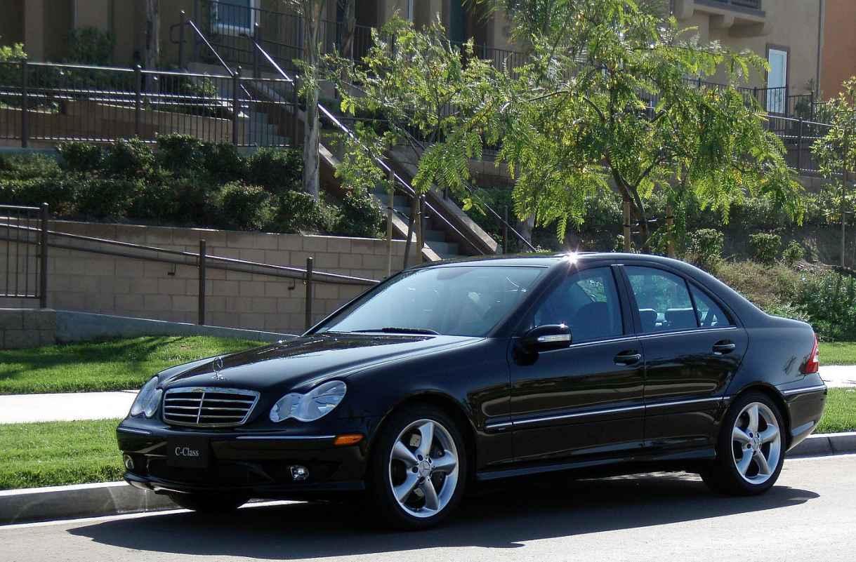 Mercedes-Benz Baureihe W203 Modell C230