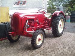 porsche super traktor oldtimer wert trak10